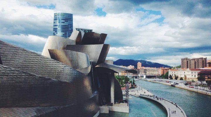 Museo Guggenheim Bilbao. Inmobiliaria Ortuondo