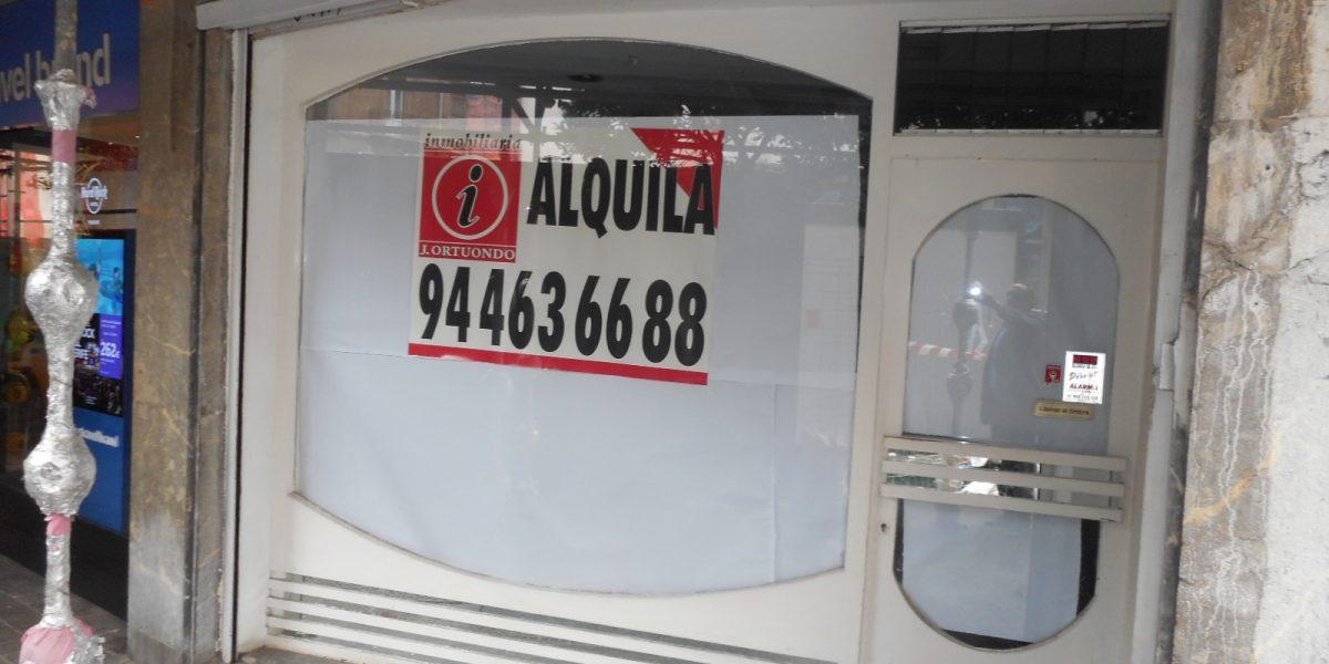Lonja en Zona Comercial del Centro de Las Arenas