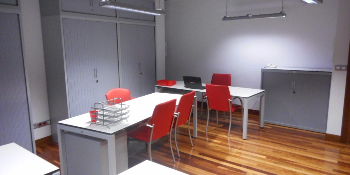 Oficina Instalada en el Centro de Las Arenas