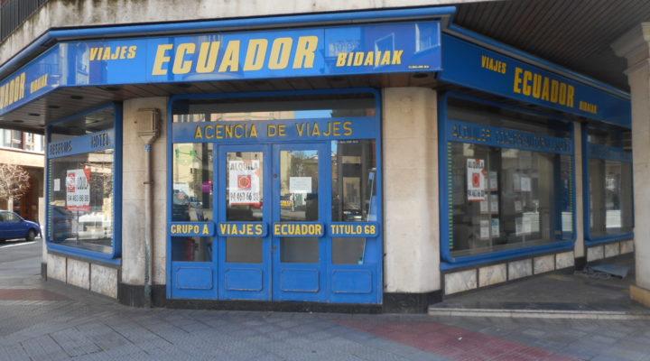 Local en el Centro de Las Arenas con Gran Fachada en Esquina.